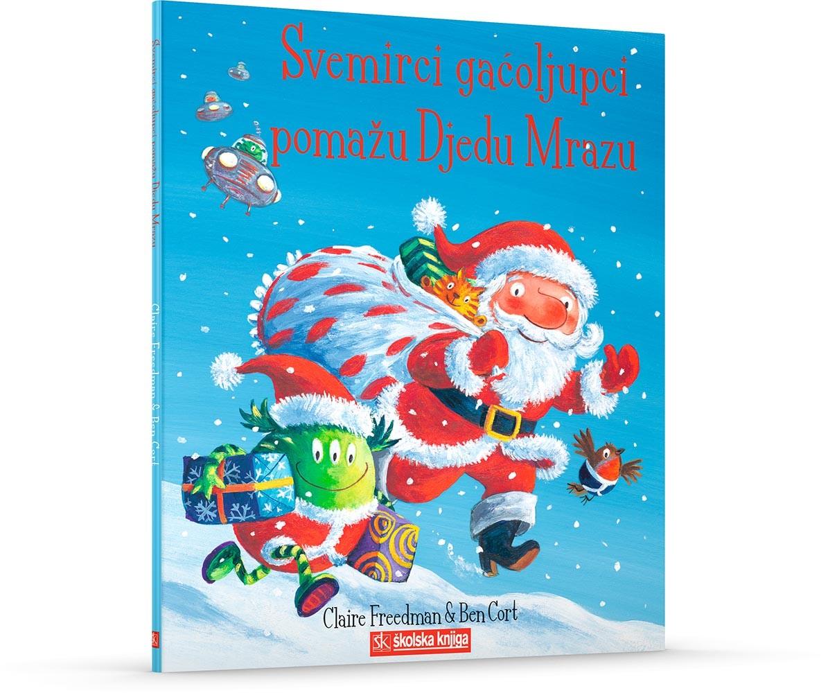 Svemirci gaćoljupci pomažu Djedu Mrazu