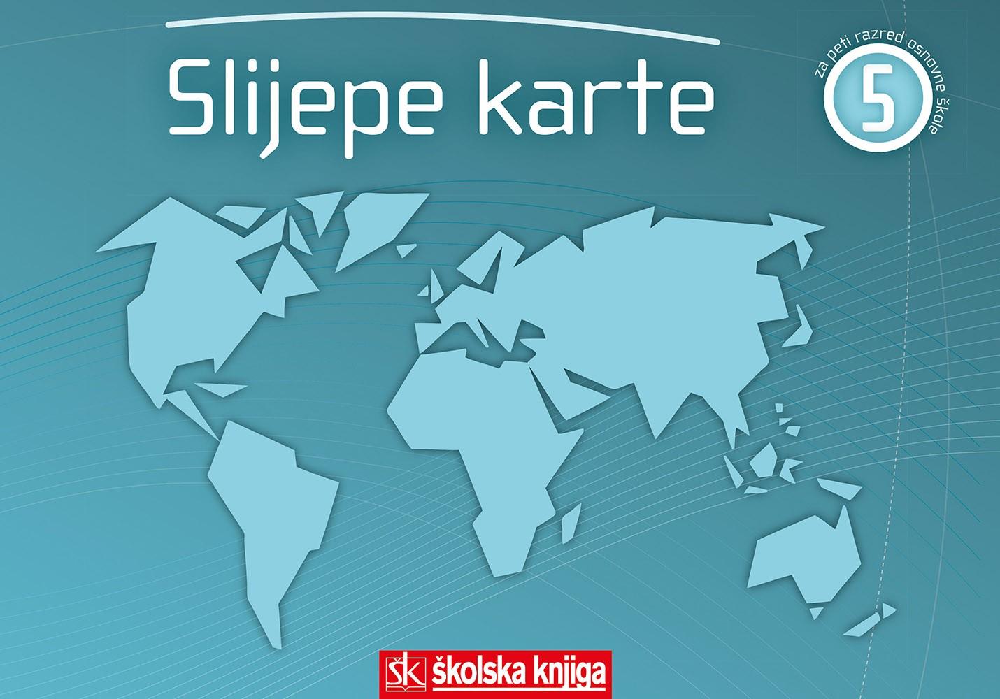 Slijepe karte svijeta