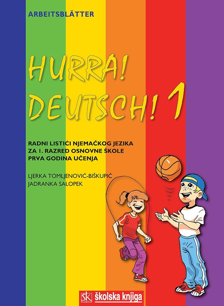 Hurra! Deutsch! 1