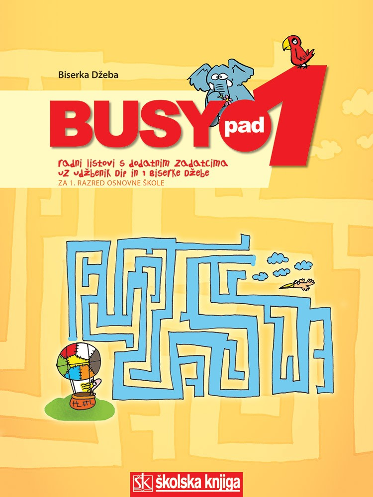 Busy pad 1