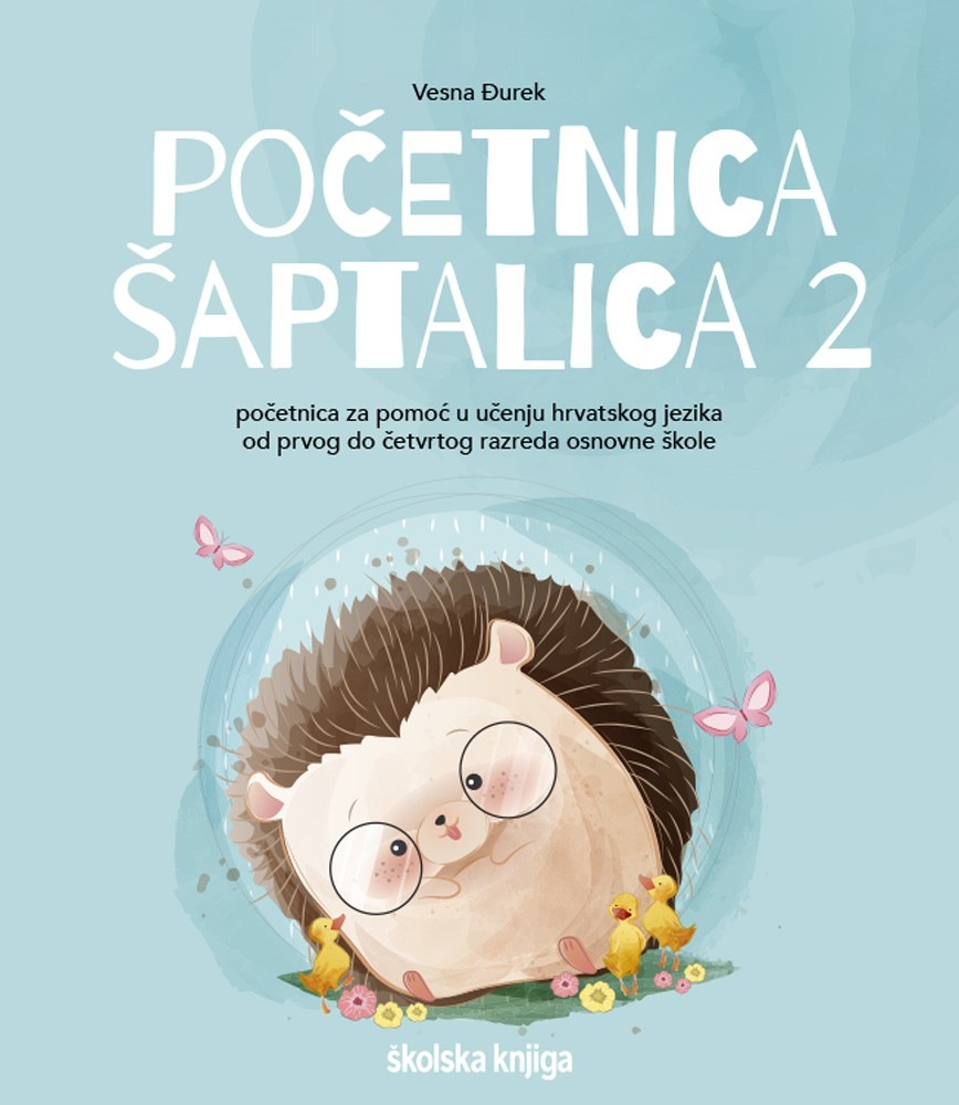 POČETNICA ŠAPTALICA 2 -  udžbenik za učenike s posebnim potrebama od 1. do 4. razreda