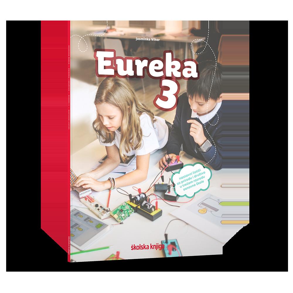 EUREKA 3 - nastavni listići za prirodu i društvo u 3. razredu osnovne škole