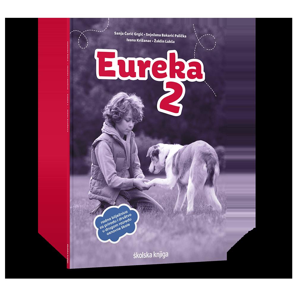 EUREKA 2 - radna bilježnica za prirodu i društvo u drugom razredu osnovne škole