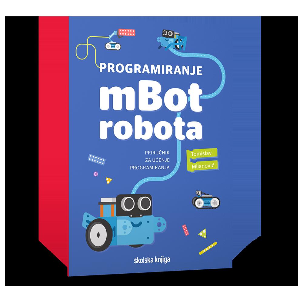 Programiranje mBot robota - priručnik za učenje programiranja