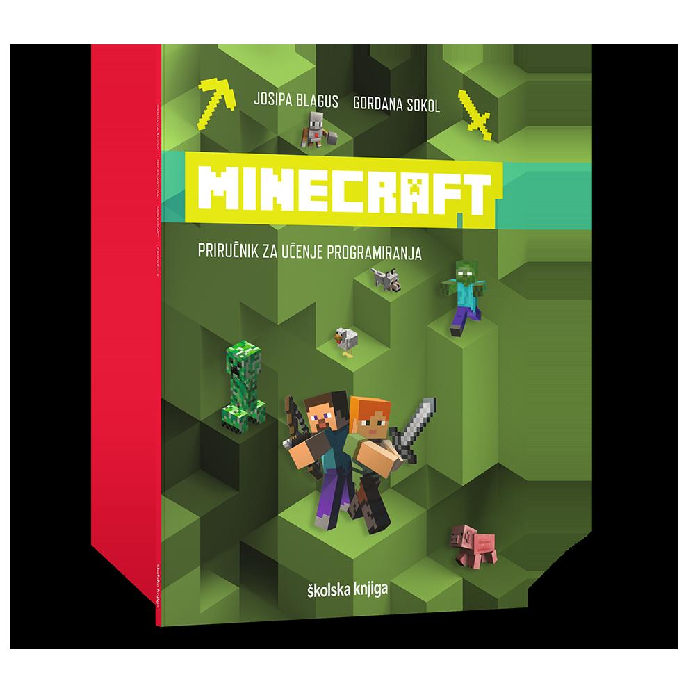 Minecraft - priručnik za učenje programiranja