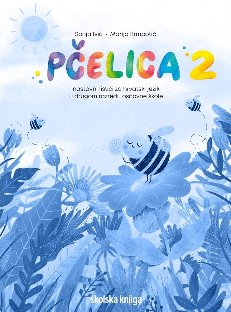 PČELICA 2 - nastavni listići za hrvatski jezik u 2. razredu osnovne škole
