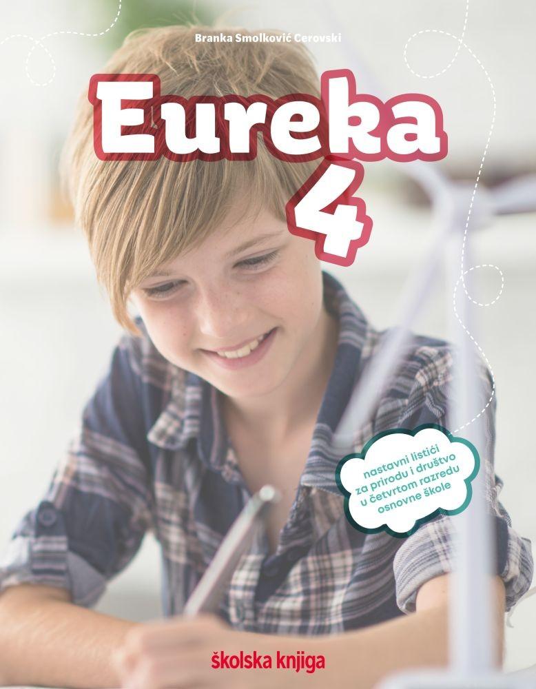 EUREKA 4 - nastavni listići za prirodu i društvo u četvrtom razredu osnovne škole