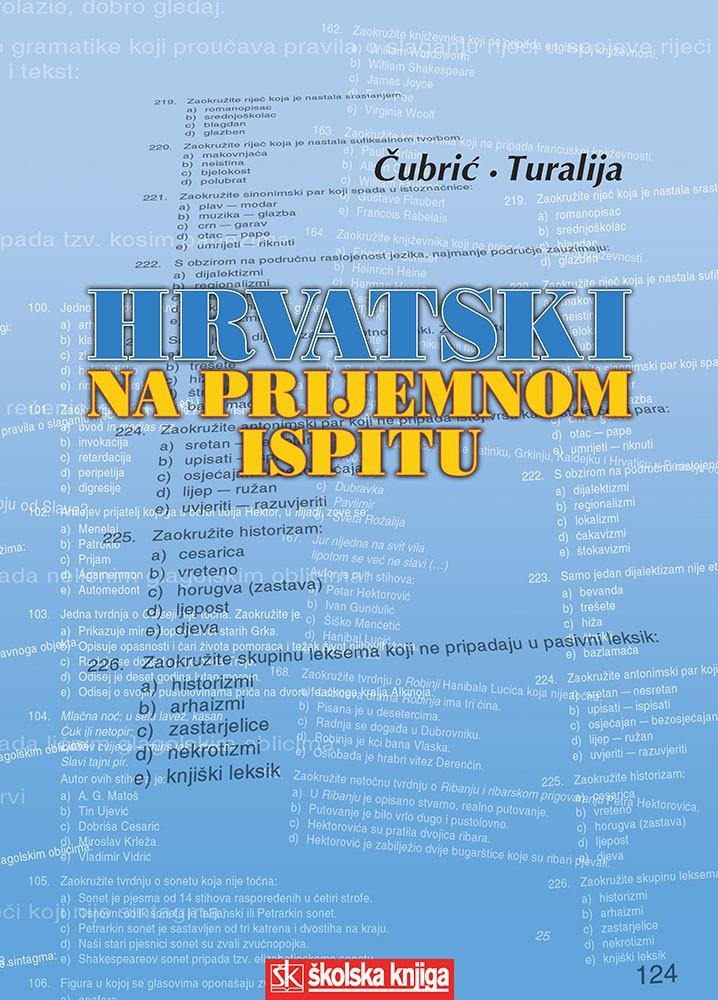 Hrvatski na prijemnom ispitu