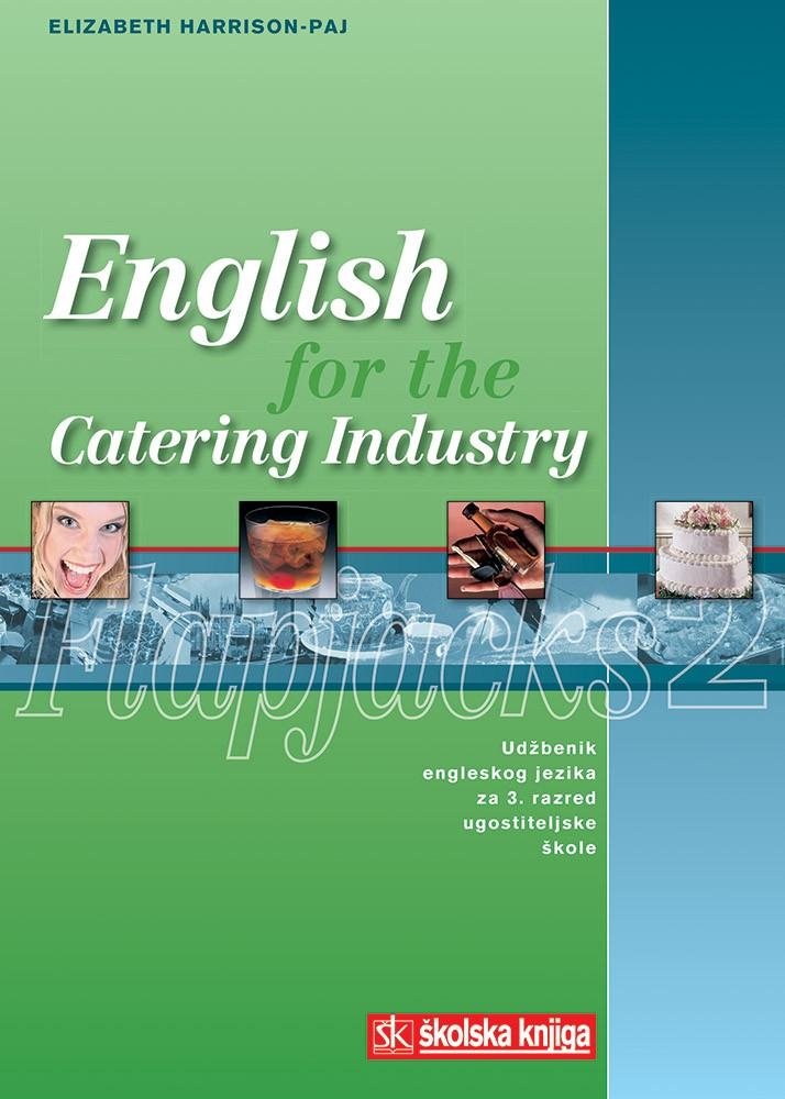 English for the catering industry flapjacks 2