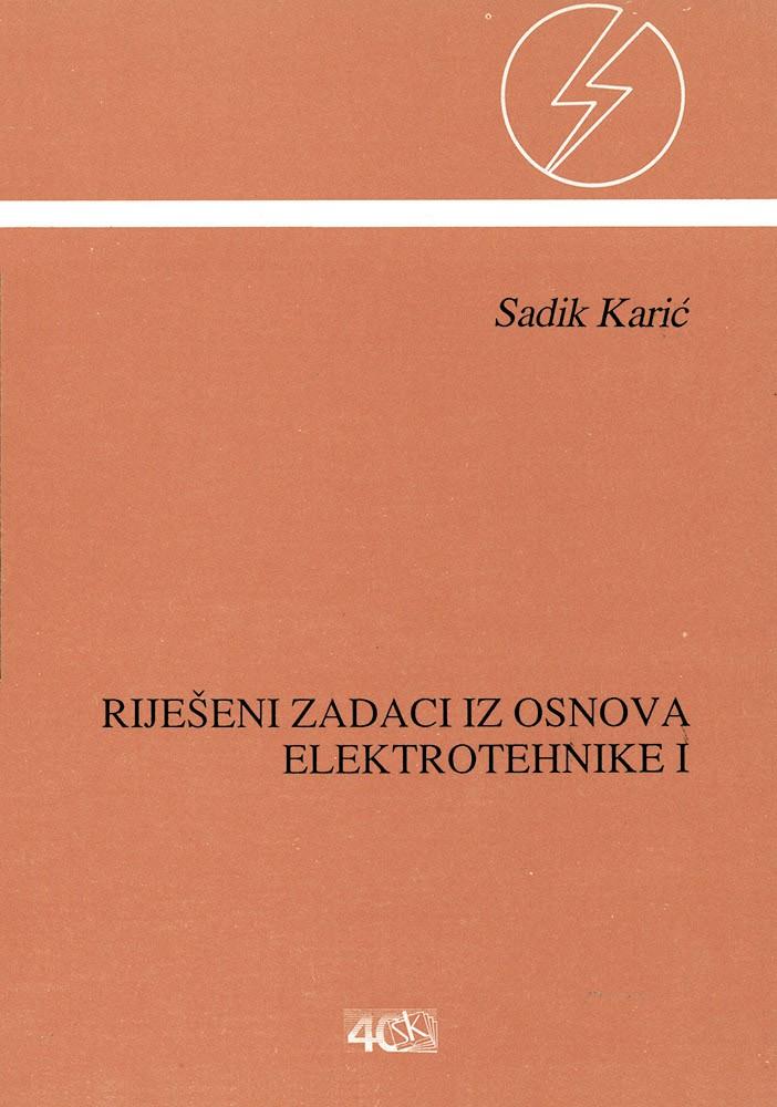 Riješeni zadaci iz osnova elektrotehnike 1