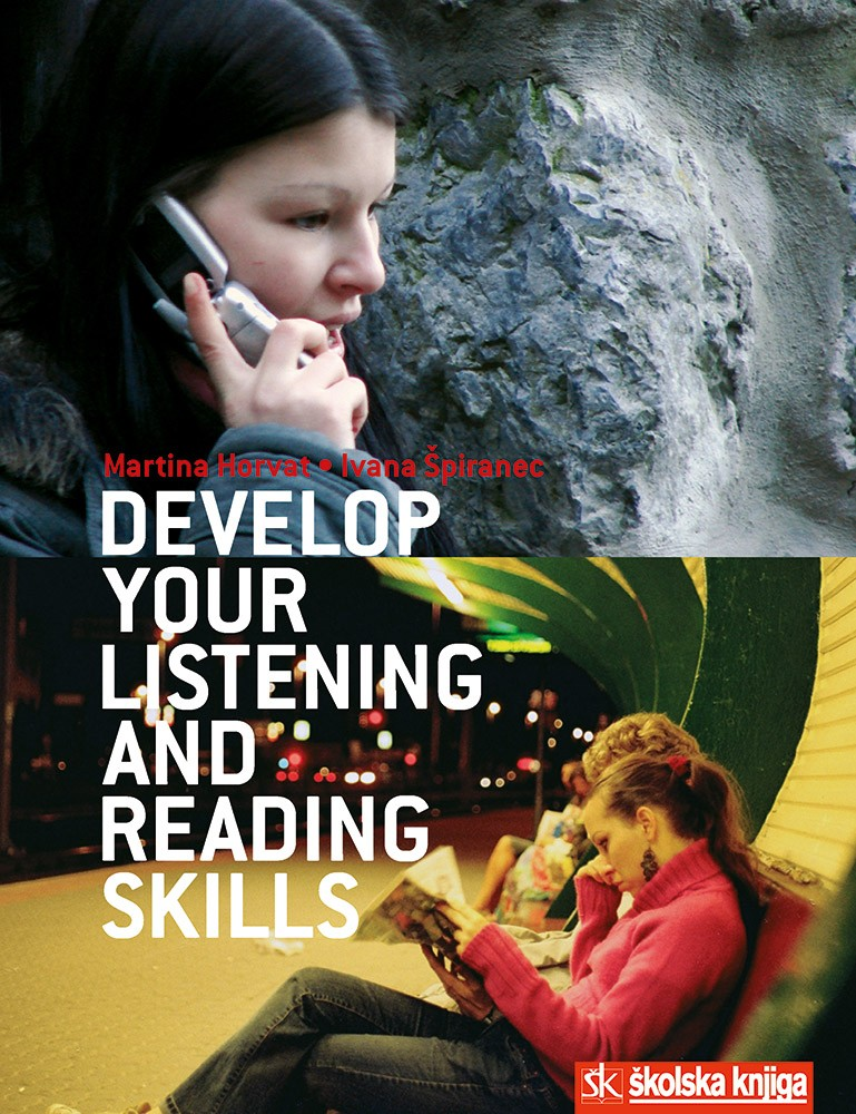 Developing listening and reading skills + cd