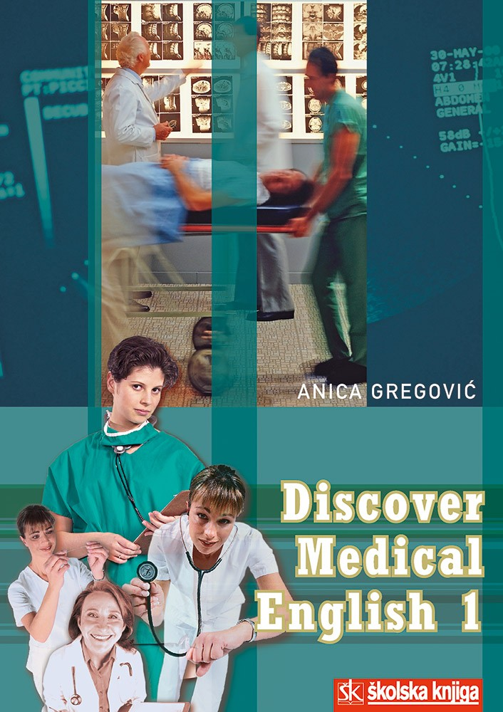 Discover medical English 1