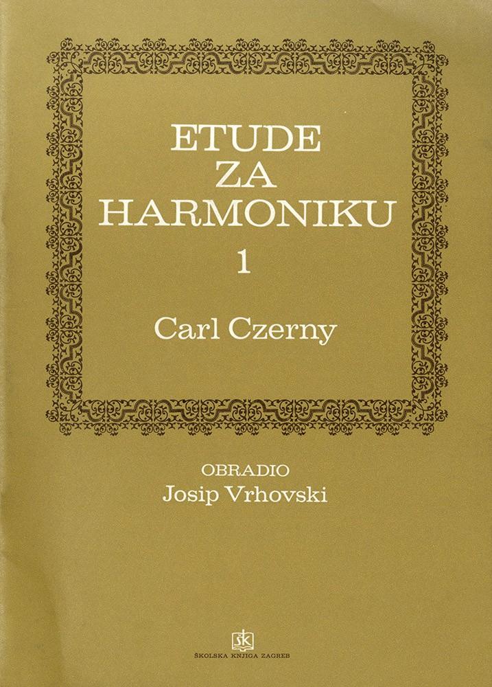 Etude za harmoniku 1
