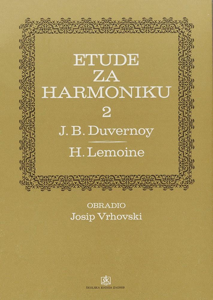 Etude za harmoniku 2