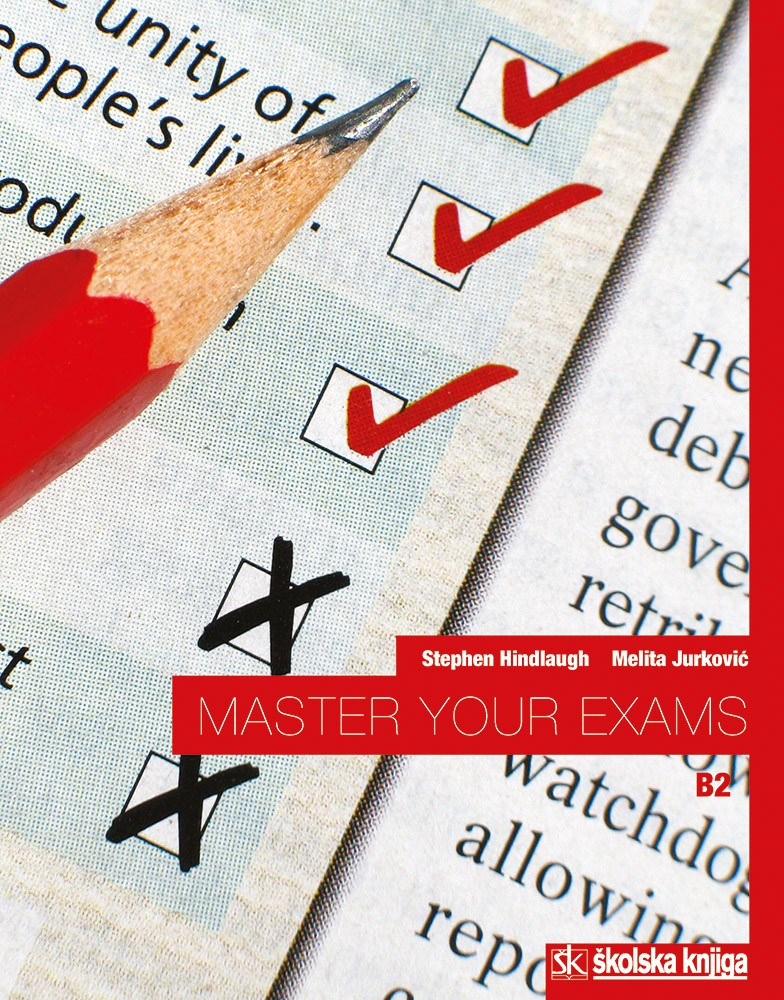 Master your exams b2 + 2 cd-a