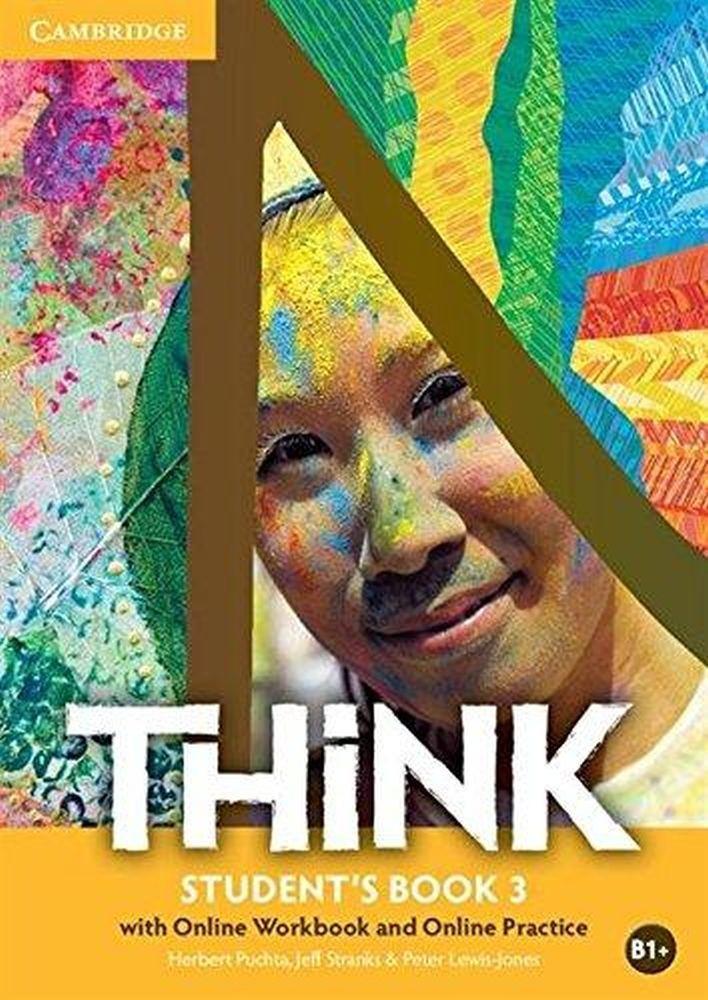 THINK B1+ - udžbenik engleskog jezika s dodatnim digitalnim sadržajima za 1. ili 2. razred gimnazija i četverogodišnjih strukovnih škola – I. strani jezik