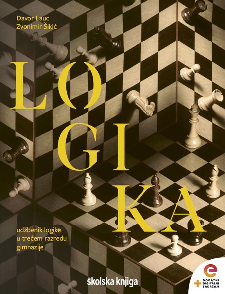 LOGIKA - udžbenik logike s dodatnim digitalnim sadržajem u trećem razredu gimnazije