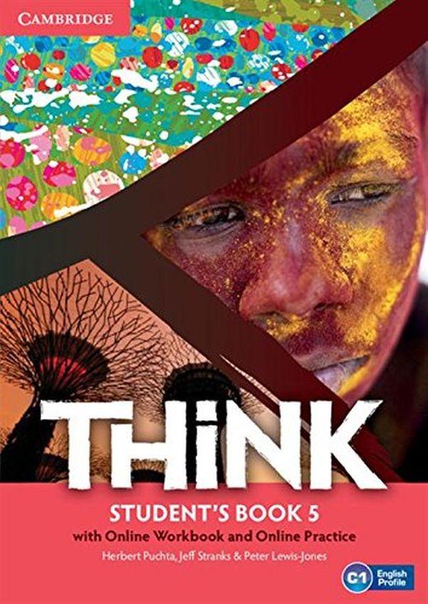 THINK C1 - udžbenik engleskog jezika sa dodatnim digitalnim sadržajima za 4. ili 3. i 4. razred gimnazija i četvorogodišnjih strukovnih škola - prvi strani jezik