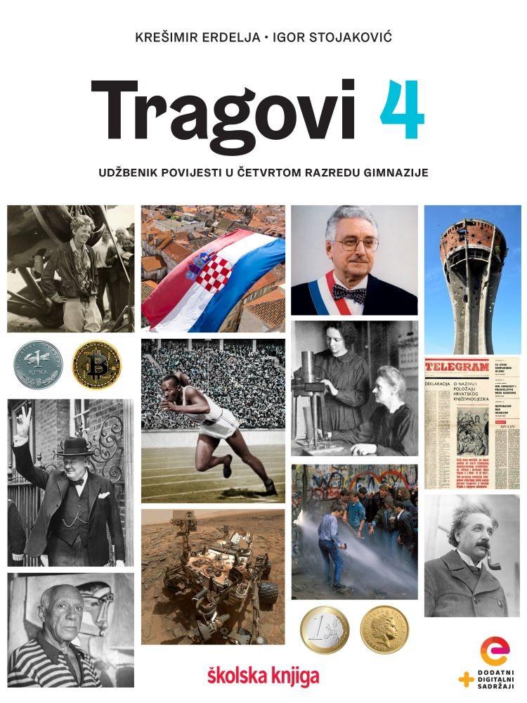 TRAGOVI 4 - udžbenik povijesti u četvrtom razredu gimnazije
