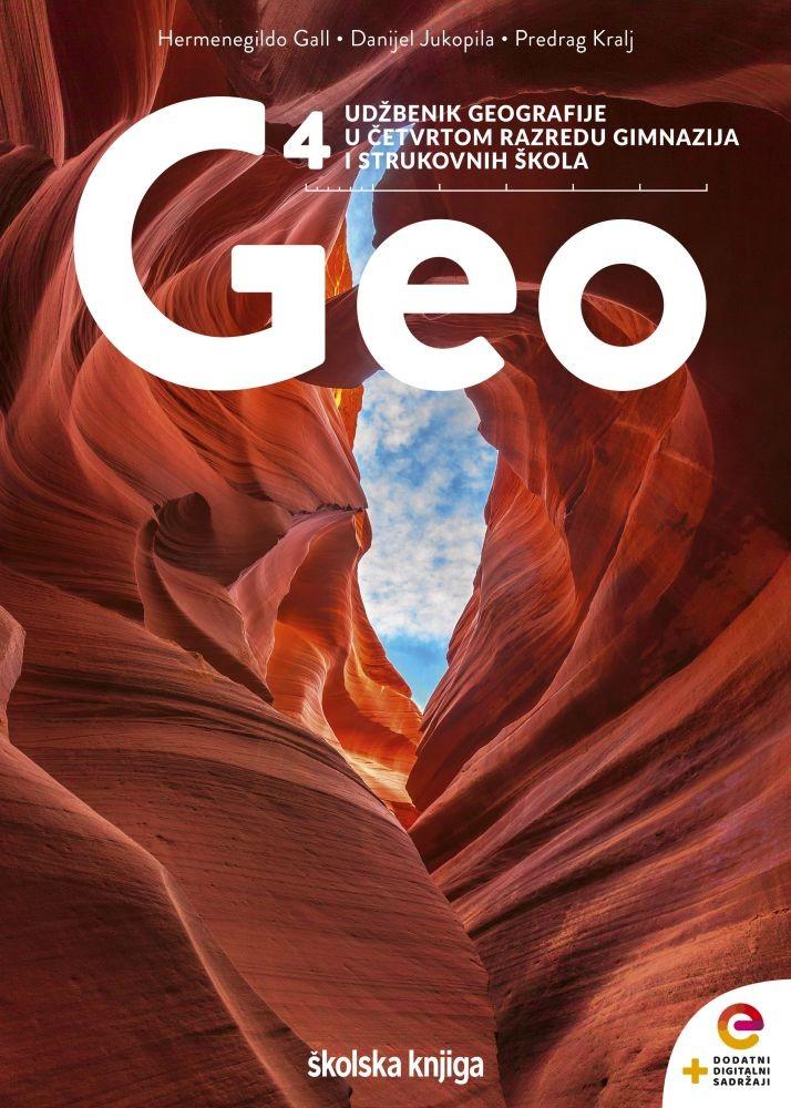 GEO 4 - udžbenik geografije u četvrtom razredu gimnazija i četverogodišnjih strukovnih škola