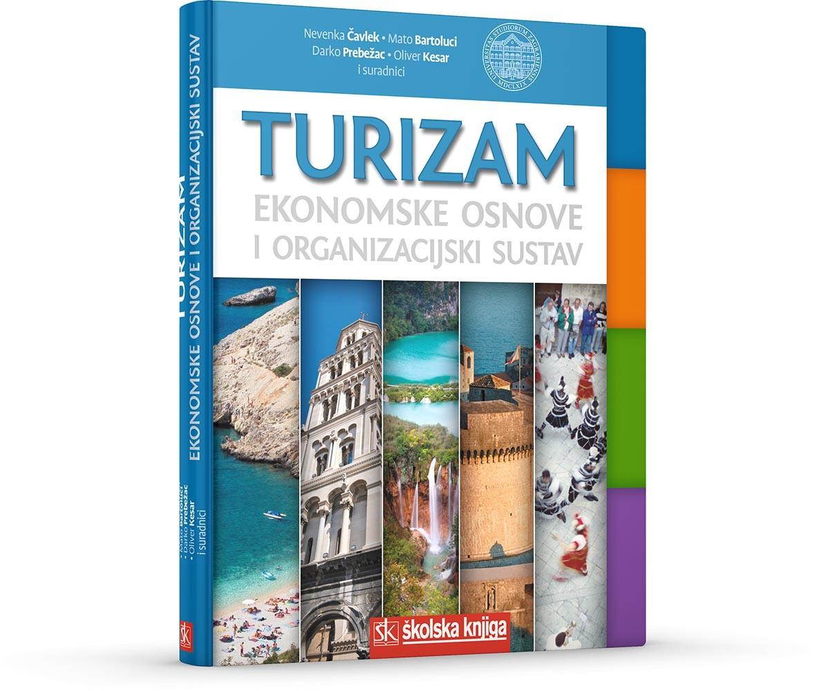 Turizam - Ekonomske osnove i organizacijski sustav