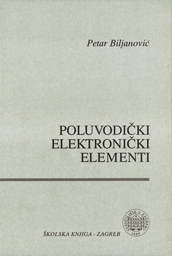 Poluvodički elektronički elementi