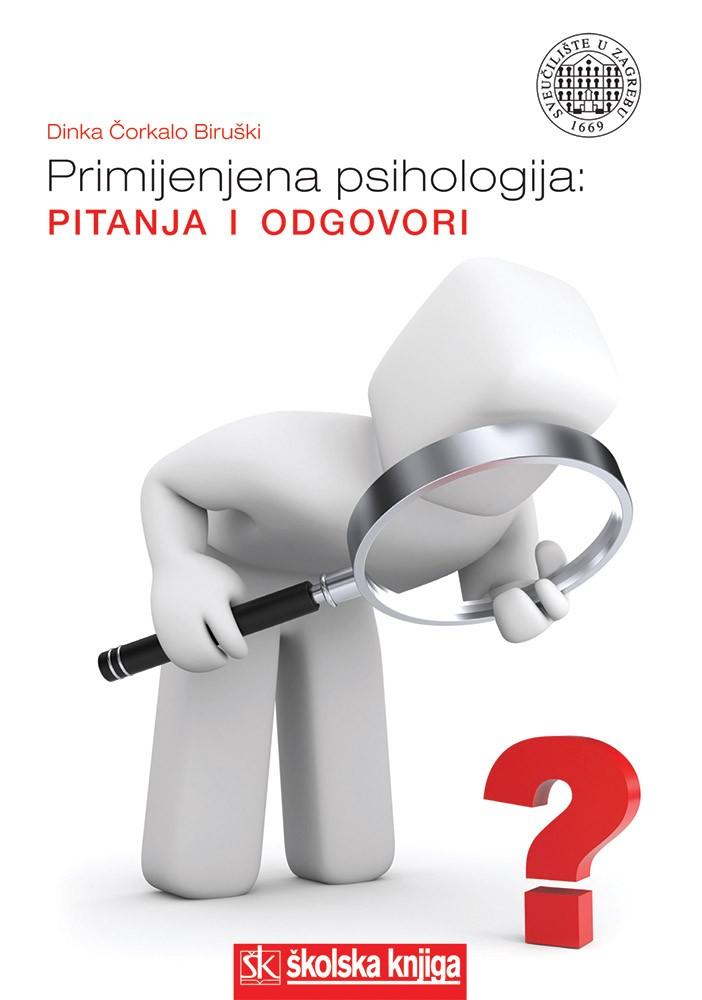 Primijenjena psihologija - Pitanja i odgovori