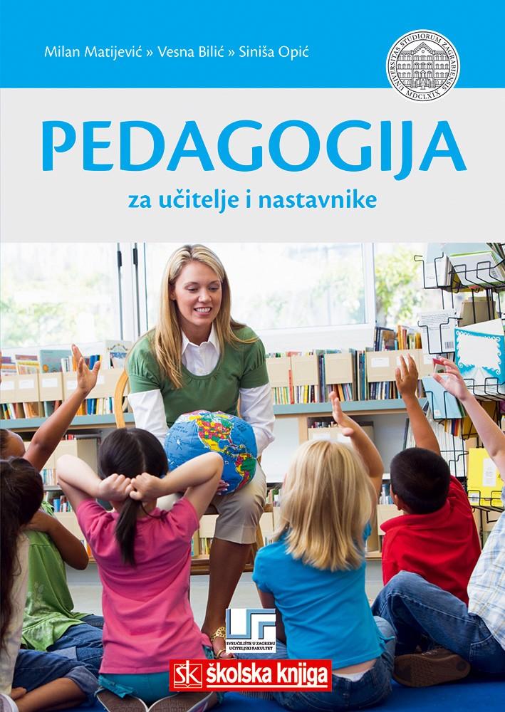 Pedagogija za učitelje i nastavnike