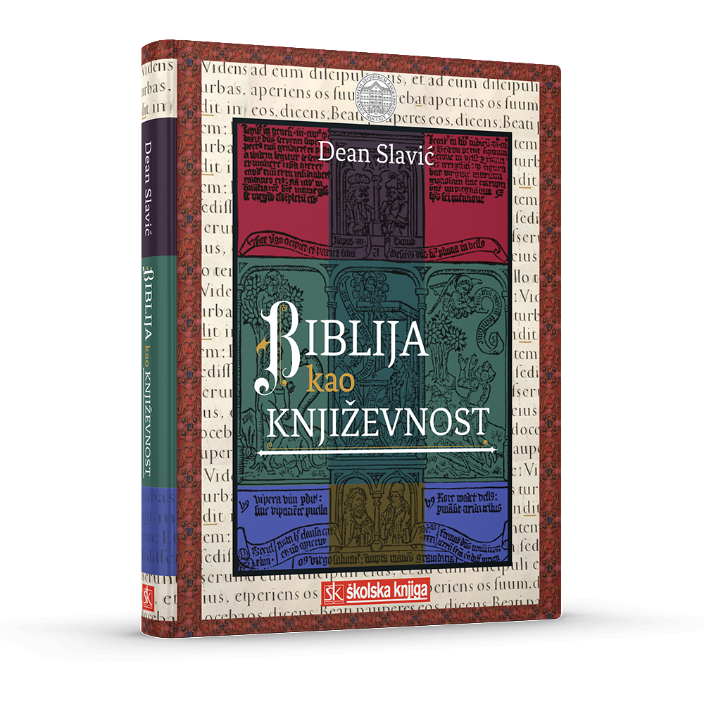 Biblija kao književnost