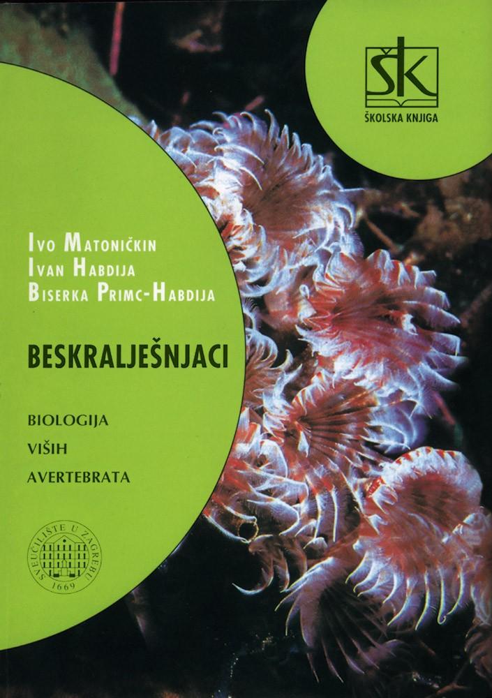 Beskralješnjaci - Biologija viših avertebrata