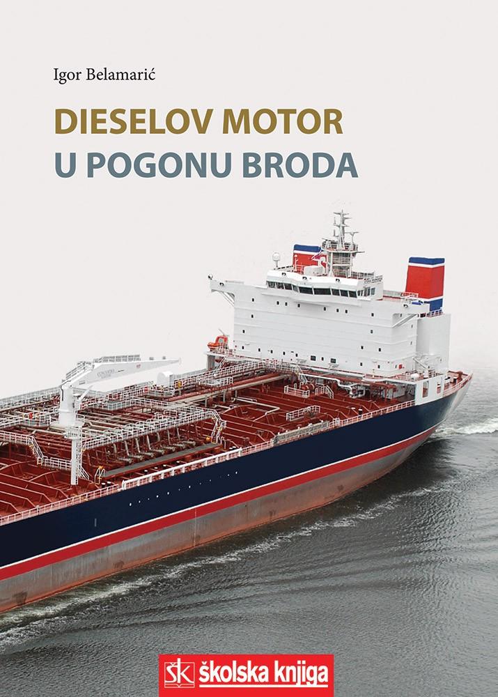 Dieselov motor u pogonu broda
