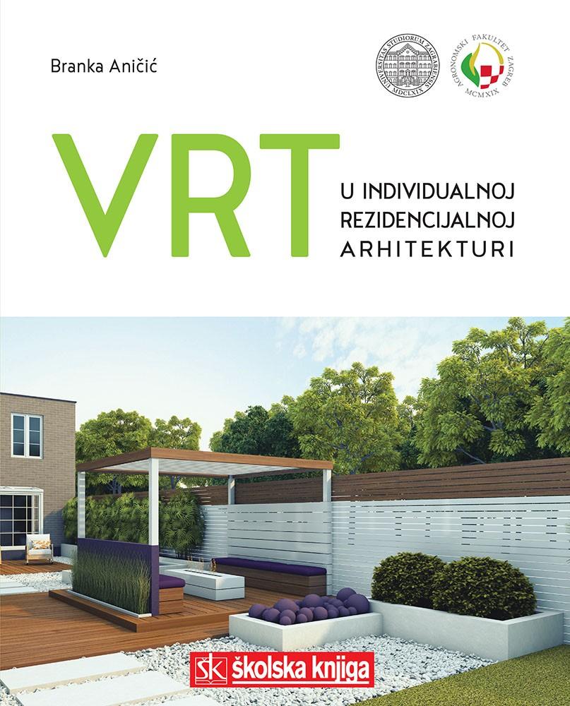Vrt u individualnoj rezidencijalnoj arhitekturi