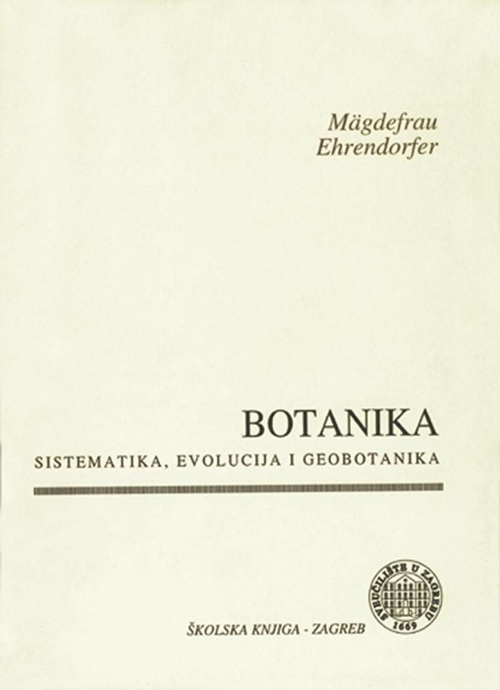 Botanika – Sistematika, evolucija i geobotanika