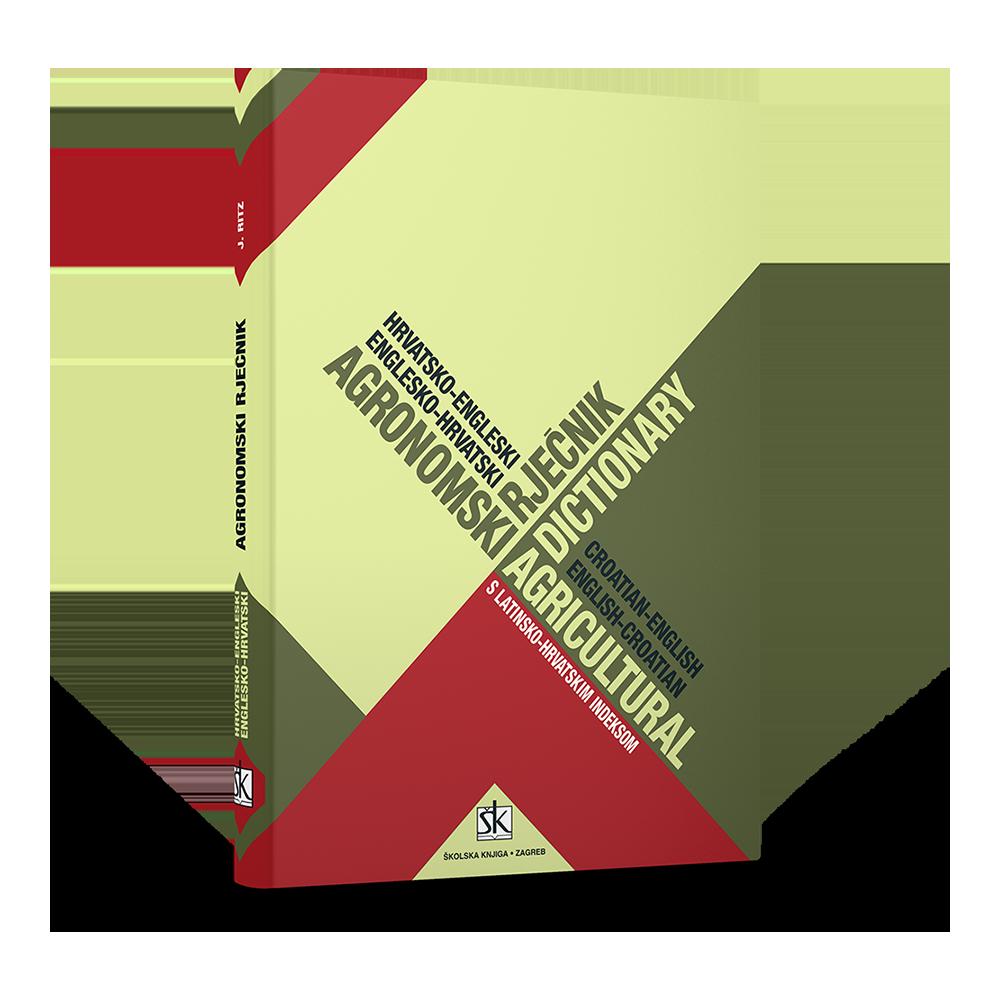 Hrvatsko-engleski i englesko-hrvatski agronomski rječnik