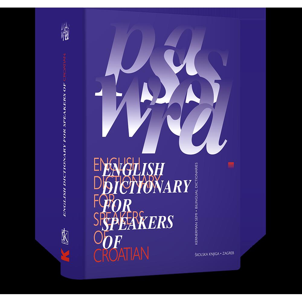Password – Englesko-hrvatski rječnik