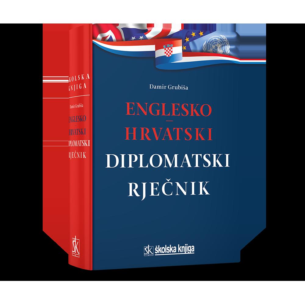 Englesko-hrvatski diplomatski rječnik