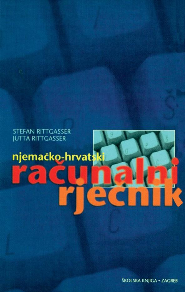 Njemačko-hrvatski računalni rječnik