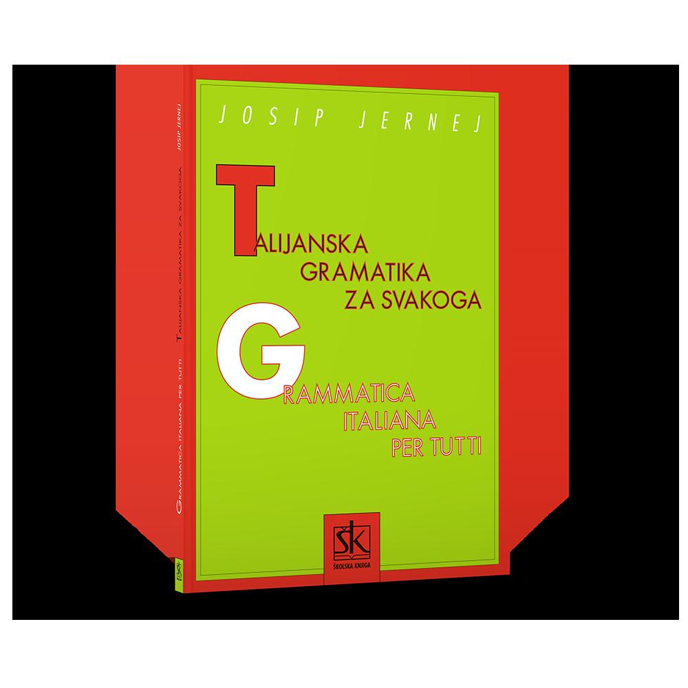 Gramatika talijanskog jezika - osnove