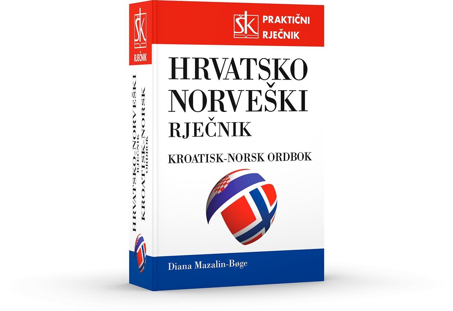 Hrvatsko-norveški praktični rječnik