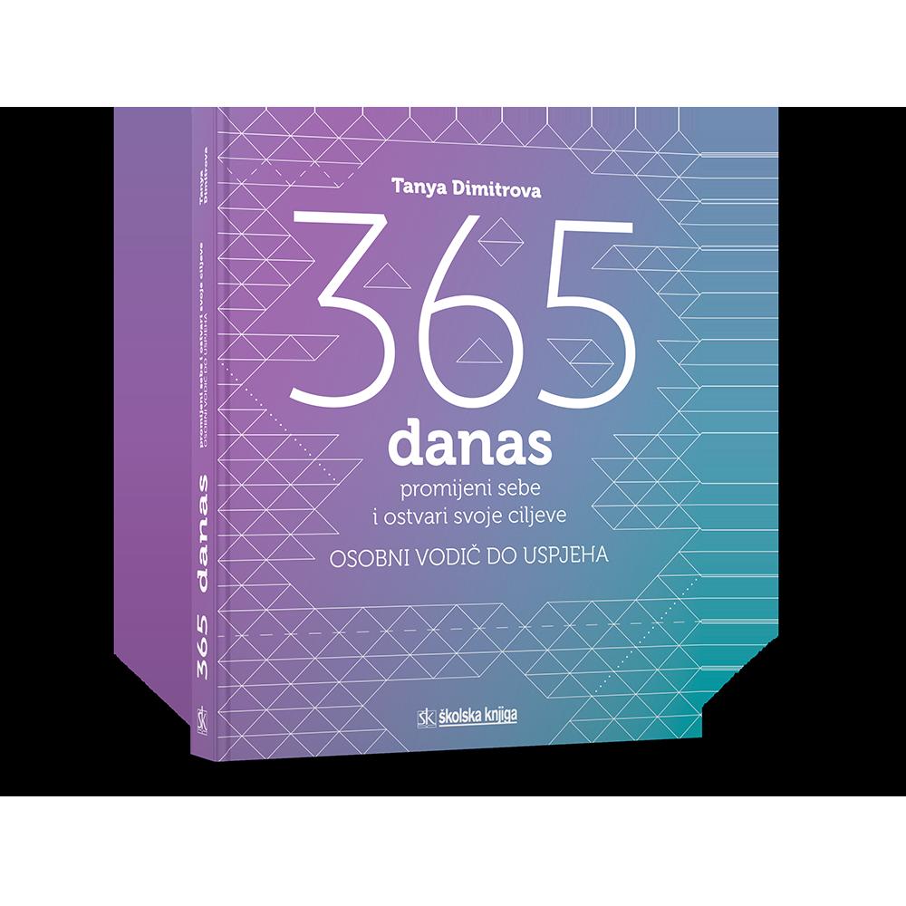 365 danas promijeni sebe i ostvari svoje ciljeve – osobni vodič do uspjeha