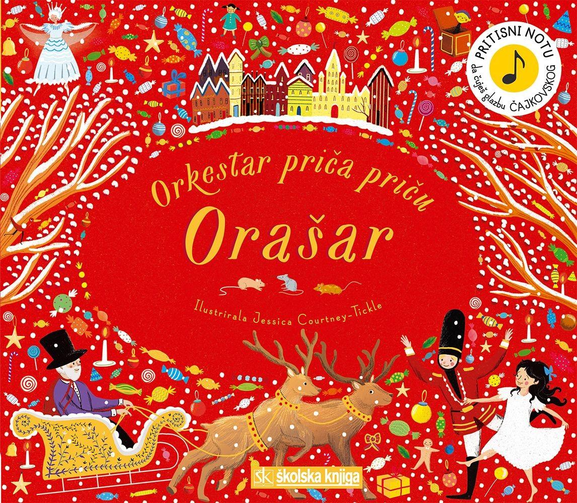 Orkestar priča priču – Orašar
