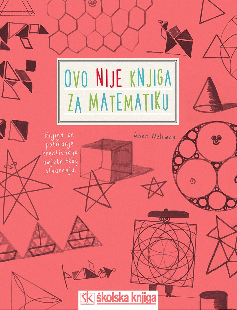 Ovo NIJE  knjiga za matematiku