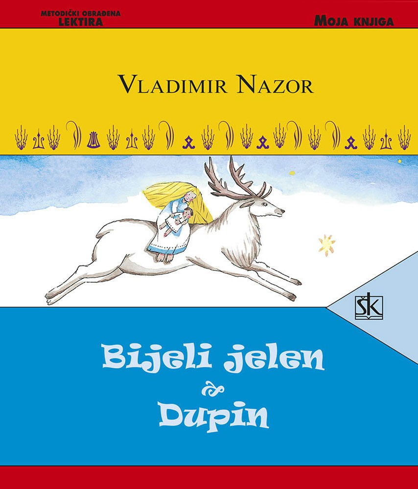 Bijeli jelen, Dupin