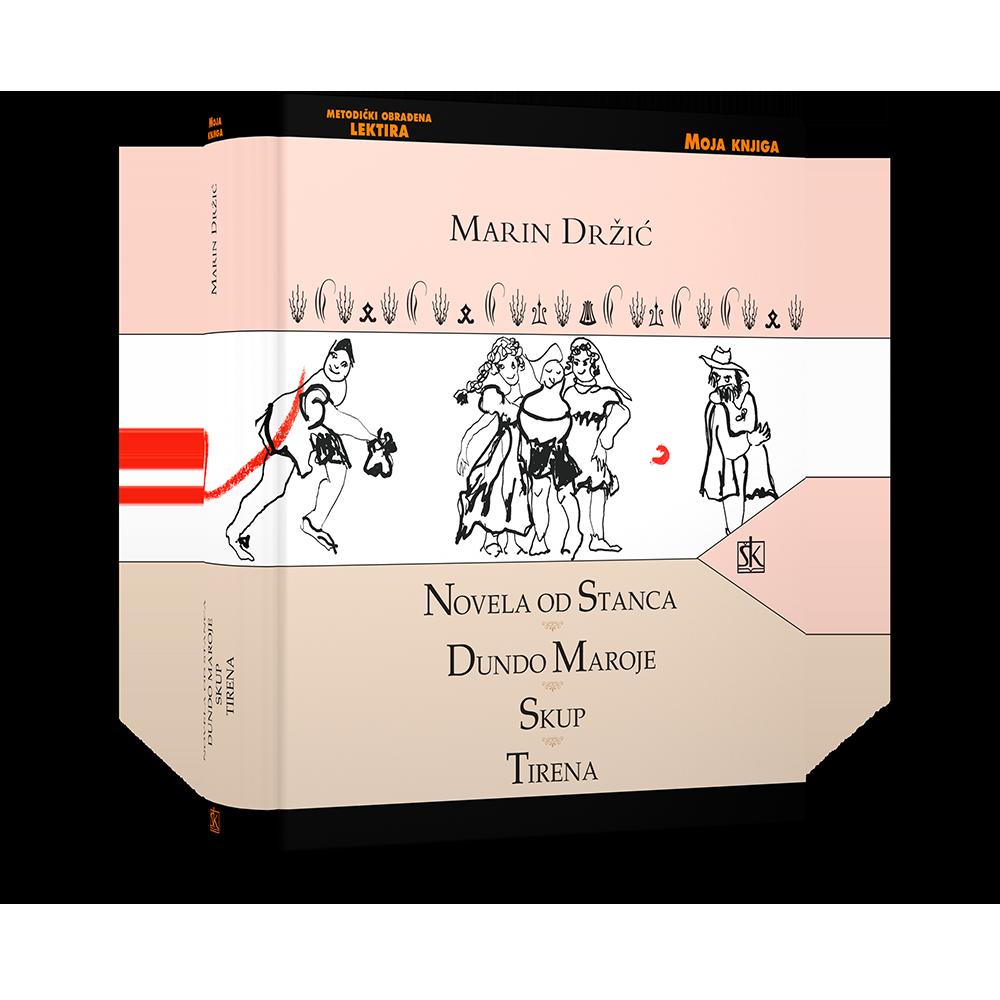 Novela od Stanca, Dundo Maroje, Skup, Tirena