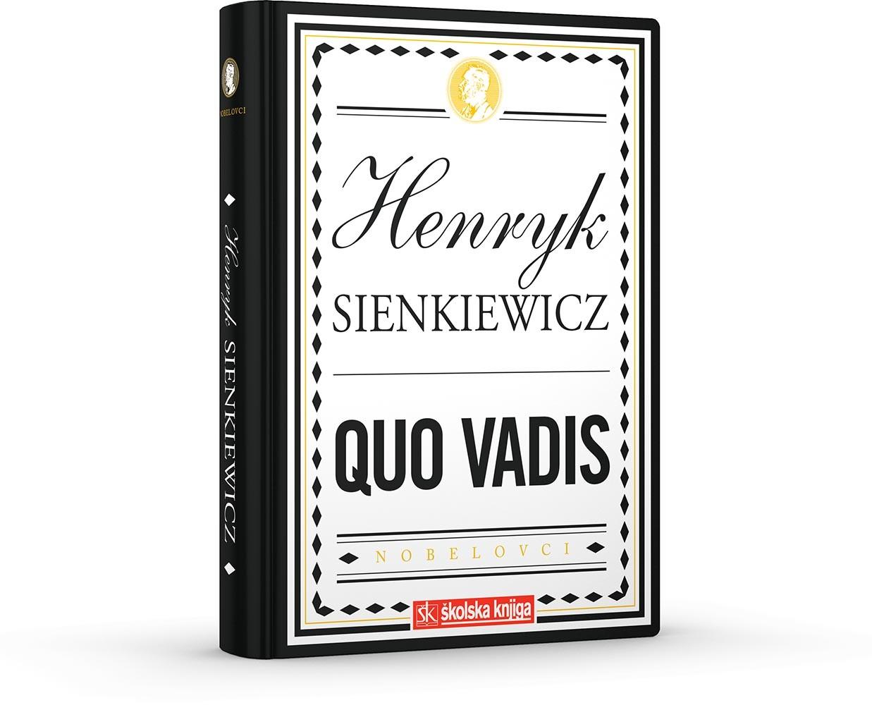 Nobelova nagrada za književnost 1905. - Quo vadis