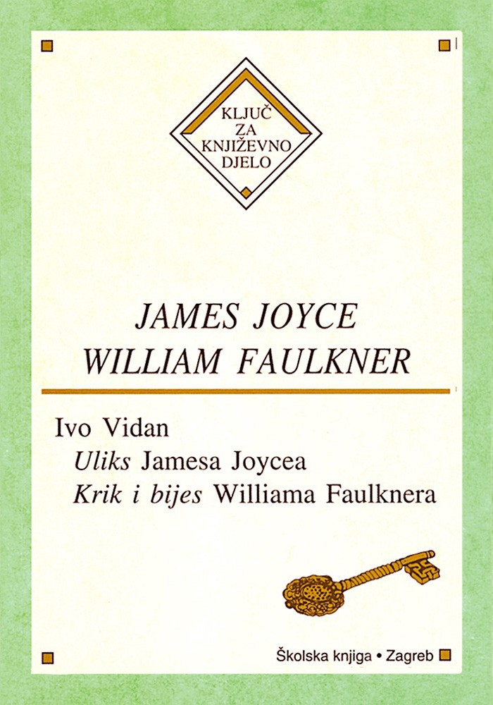 James Joyce, William Faulkner