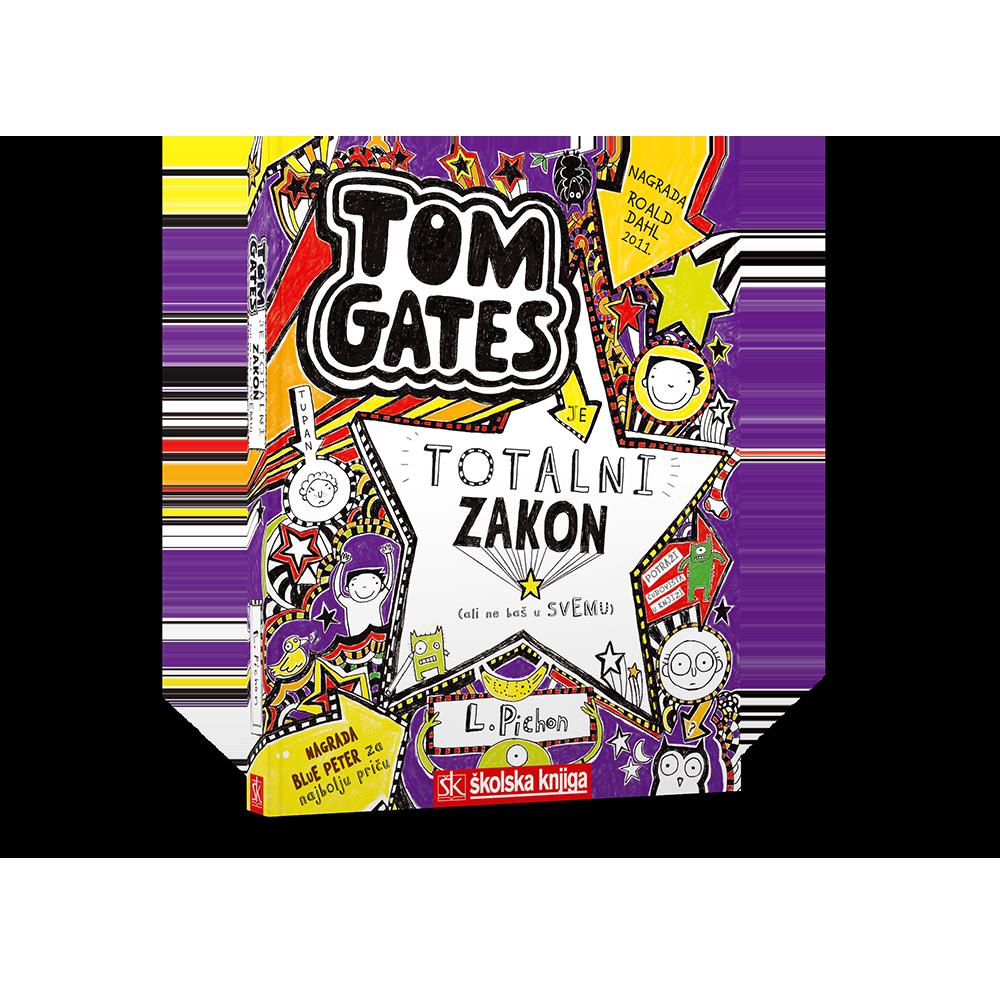 Tom Gates je totalni zakon (ali ne baš u svemu), 5. knjiga
