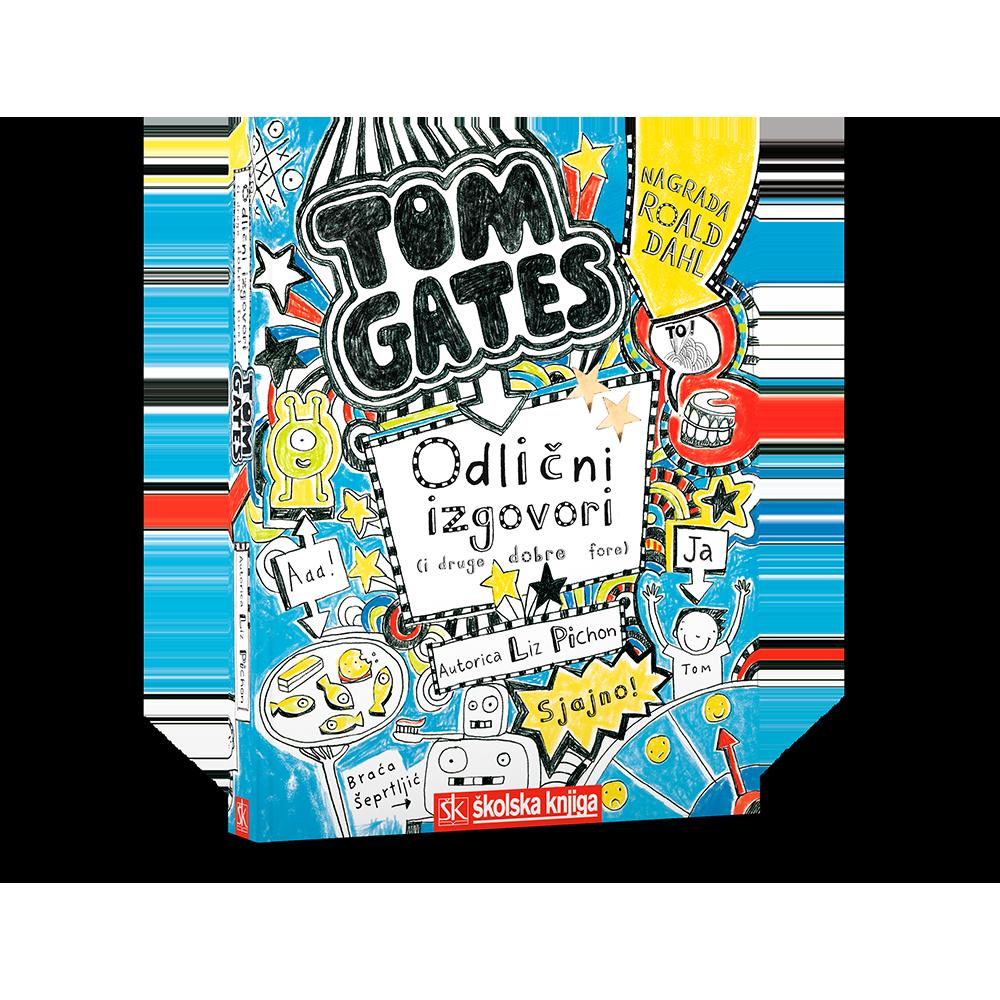 Tom Gates - Odlični izgovori i druge dobre fore, 2. knjiga