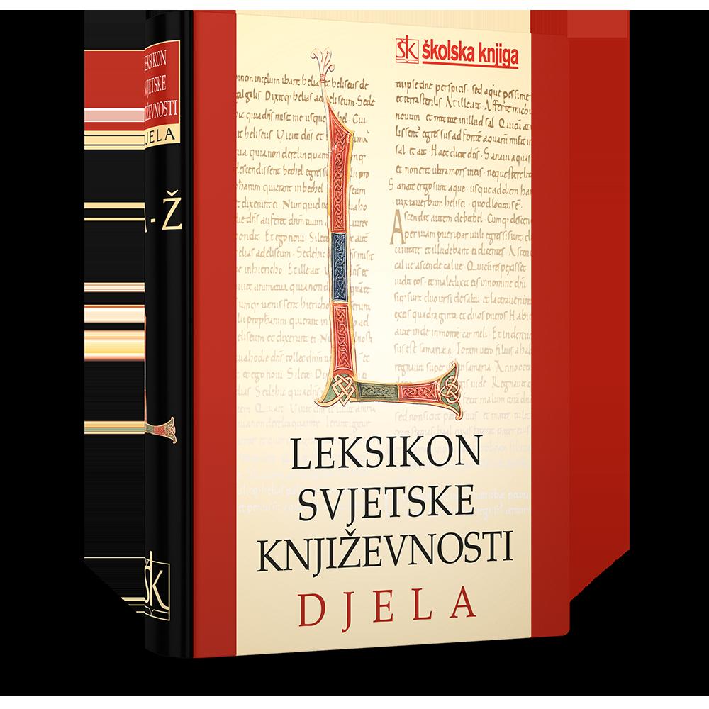 Leksikon svjetske književnosti - Djela