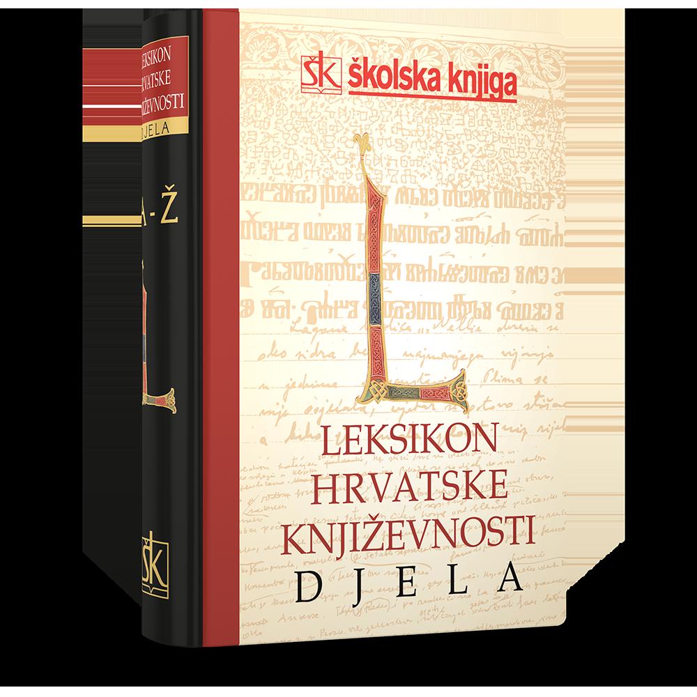 Leksikon hrvatske književnosti - Djela